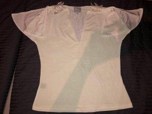 Shirt von Versace Jeans Couture mit Seesternen an den Schultern Gr. M