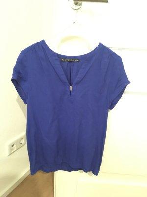 Shirt von Zara in blau