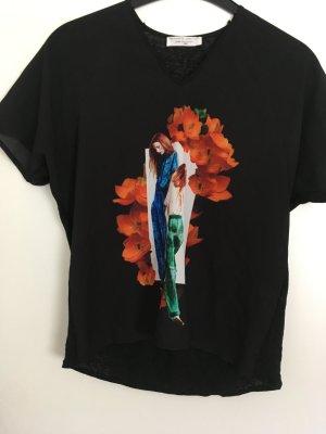 Shirt von Zara  mit schönen Print