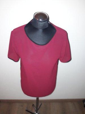 shirt weinrot gr. m