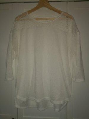Shirt weiß, Gr 40/ 42