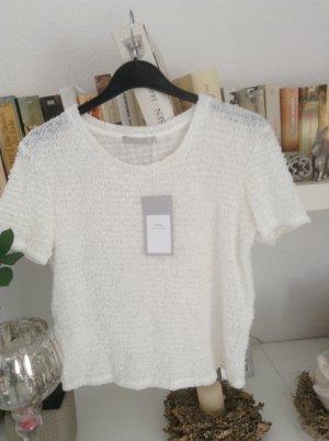 Shirt / weiß / Gr. M / Zara / NEU mit Etikett