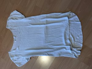 Shirt weiß Silber 36 Neu