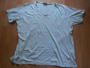 Shirt weiß Übergröße Ulla Popken Gr 58/60