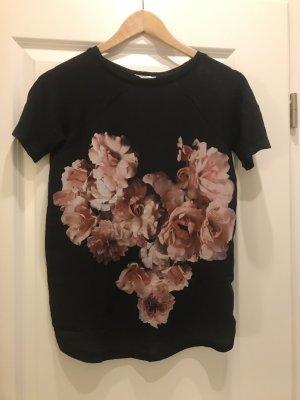 Shirt Zara Blumen