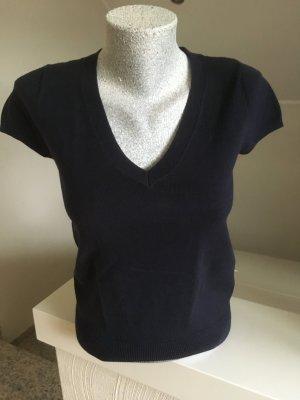 Shirt, Zara, dunkelblau, Größe M, NEU