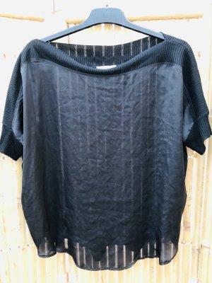 Zara Oversized Shirt black
