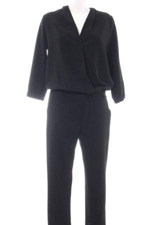 Shirtaporter Jumpsuit schwarz Business-Look