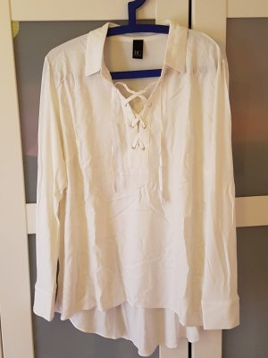 BC Long Sleeve Blouse white viscose