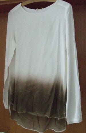 Shirtbluse Bluse von Uno Piu Uno - Gr. L