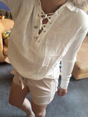 Shirtbluse Longbluse Gr.40 Heine