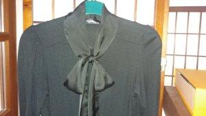 Shirtbluse mit Schluppe von Hallhuber  Größe  XS
