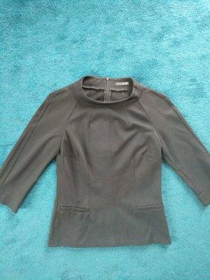 Shirtbluse mit Stehkragen von Betty Barclay, schwarz