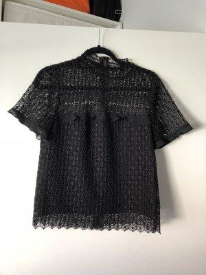 Shirtbluse schwarz