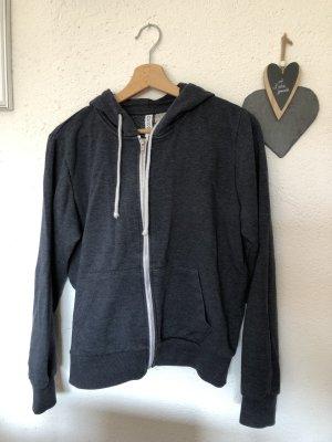 H&M Shirt Jacket dark blue
