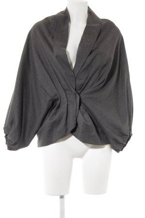 Veste chemise gris anthracite style extravagant