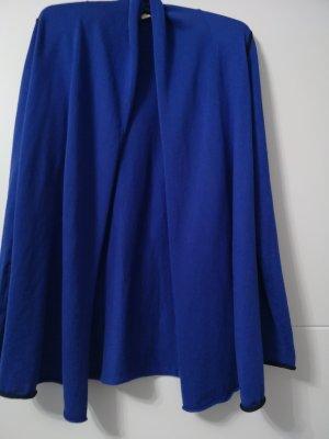 Edc Esprit Veste chemise noir-bleu