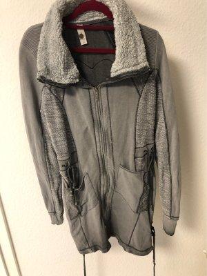 Tredy Veste chemise gris-gris clair