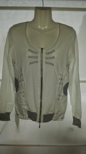 Shirtjacke Gr. 40
