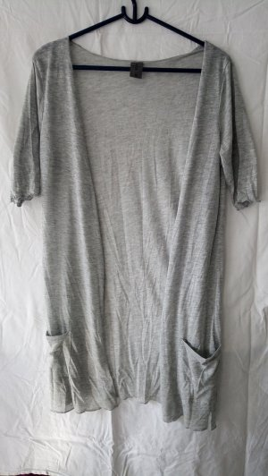 Vero Moda Shirt Jacket light grey