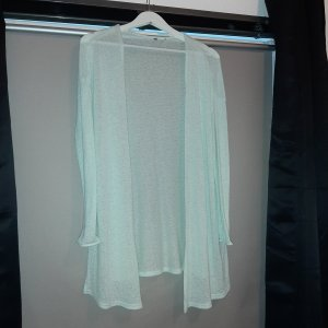 Only Giacca-camicia menta