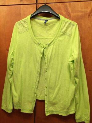 Shirtjacke von Cecil Größe XL