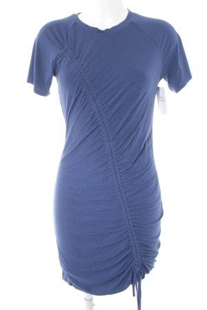 Shirtkleid blau Casual-Look