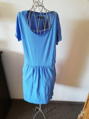 Blue Seven Robe t-shirt bleu fluo polyester