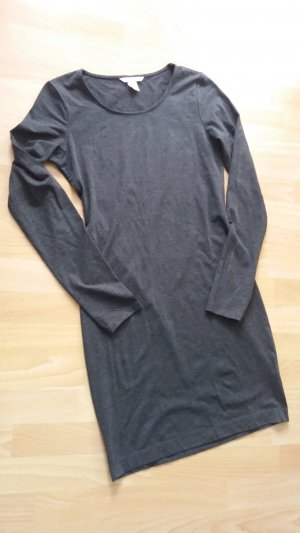Shirtkleid, H&M Basic, Gr. S