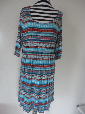 b.p.c. Bonprix Collection Vestido estilo camisa multicolor
