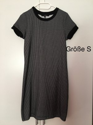 Shirtkleid in schwarz