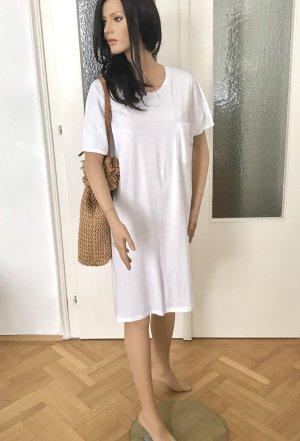 ◉ Shirtkleid / Longshirt Biobaumwolle Größe L ◉