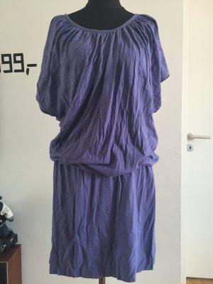 Shirtkleid MANDALA Yoga  Organic Cotton Flieder Gr. M