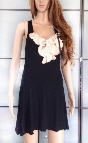 Charisma Shirt Dress black-cream
