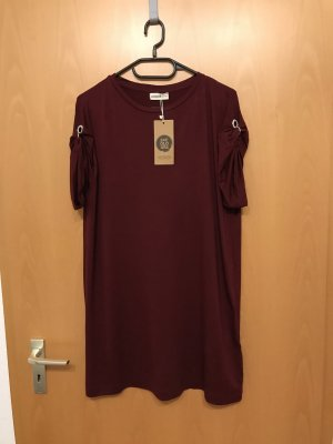 24Colours Shirt Dress bordeaux