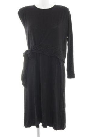 Shirtkleid schwarz Casual-Look
