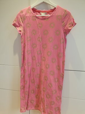 Boden Robe t-shirt doré-rose