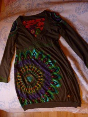 Shirtkleid von Desigual in Größe L