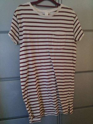 Robe t-shirt multicolore