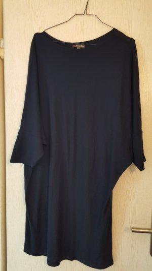 Street One Boothalsshirt donkerblauw