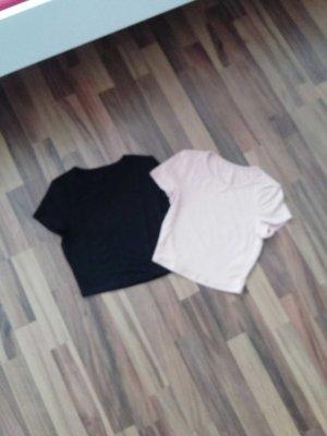 Shirts bauchfrei im Doppelpack