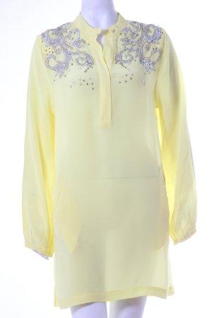 Shivadiva Munich Blusenkleid Gelb