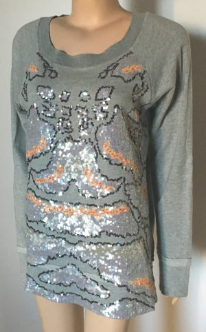Shivadiva Oversized Sweater multicolored cotton