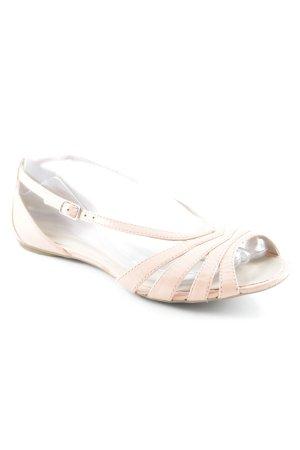Shoe Biz Copenhagen Strapped Sandals salmon-apricot casual look