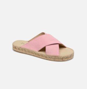 Shoe the Bear Espadrillas rosa antico-rosa pallido Pelle