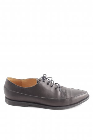 Shoe the Bear Chaussure Oxford brun style d'affaires