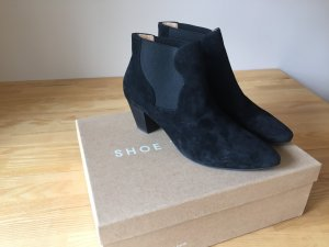 """Shoe the bear """"Toro"""" Stiefeletten Ankle Boots Leder schwarz 40 NEU"""