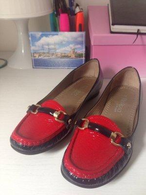 Shoes ala Moschino style