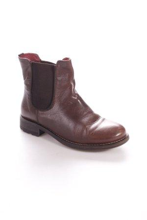 Shoot Chelsea Boots dunkelbraun