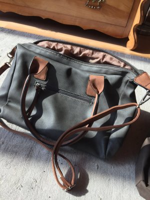 Carry Bag olive green-brown